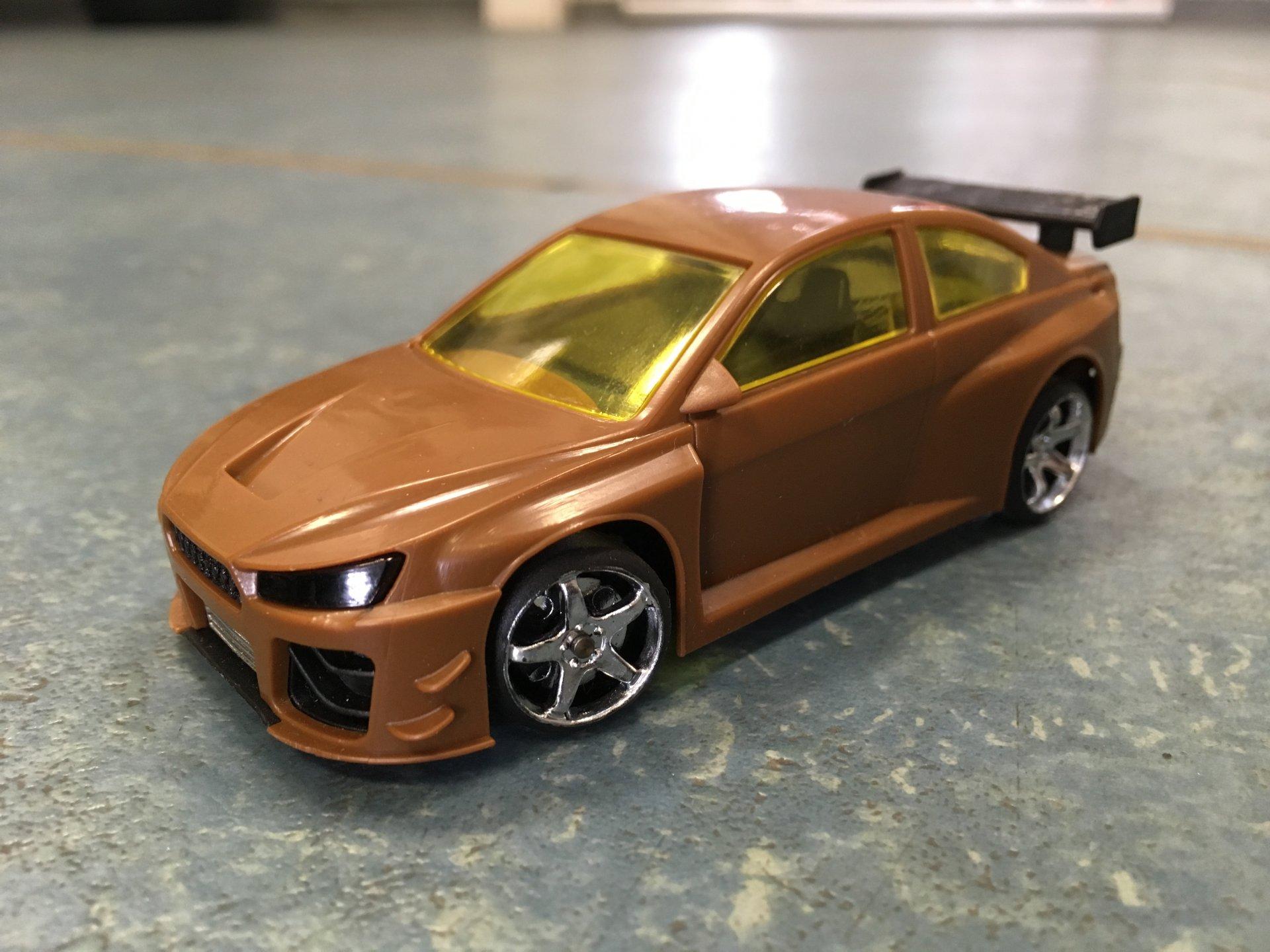 Schoko-Racer