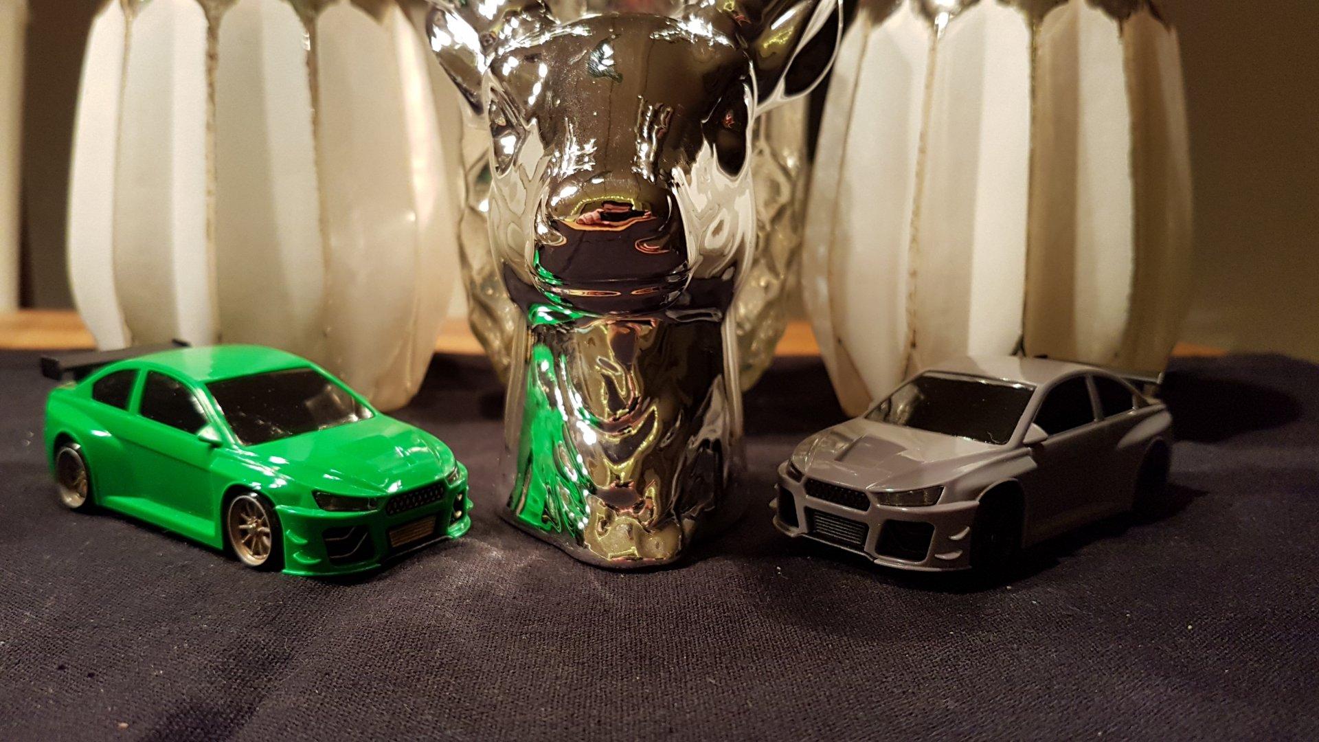 Endlich nicht mehr alleine (Green Racer und Grey Beast)_2