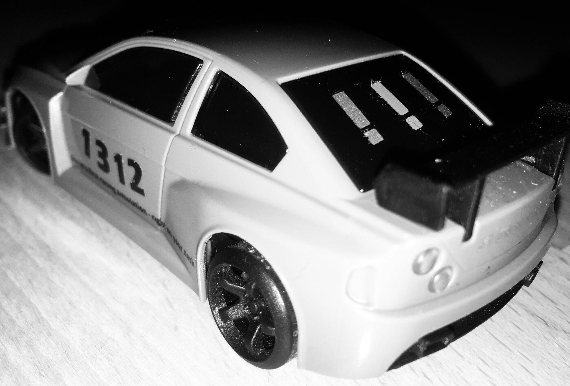 Mein kleiner Haze Racer V8