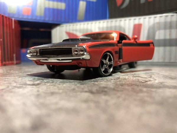 Dodge Challenger T/A 1970
