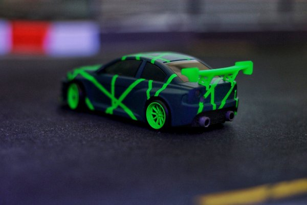 Autos von Atomregen