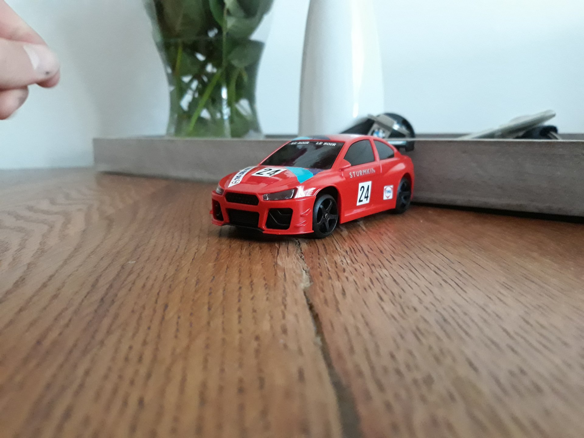 Mein Racer