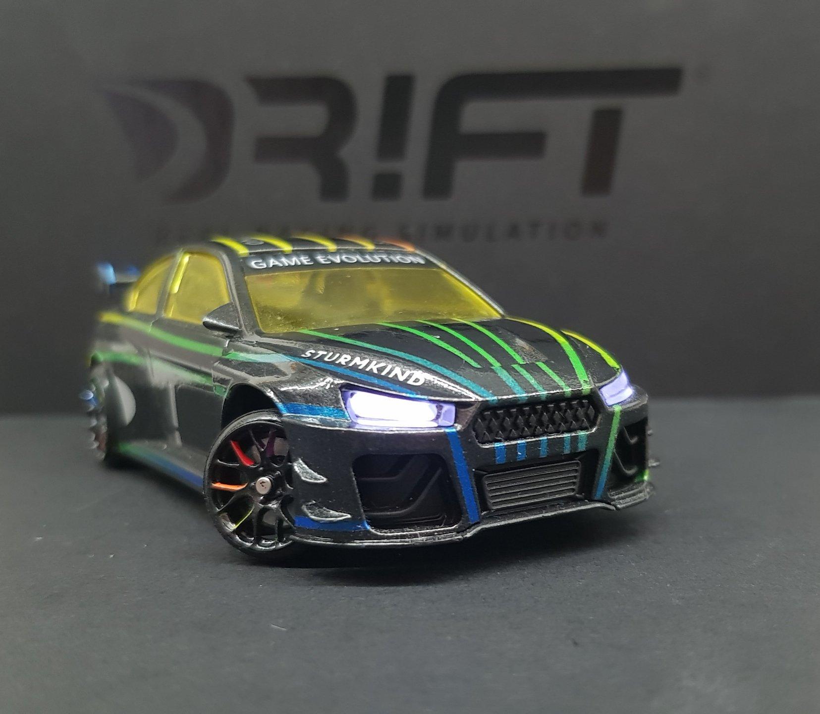 DR!FT-Racer