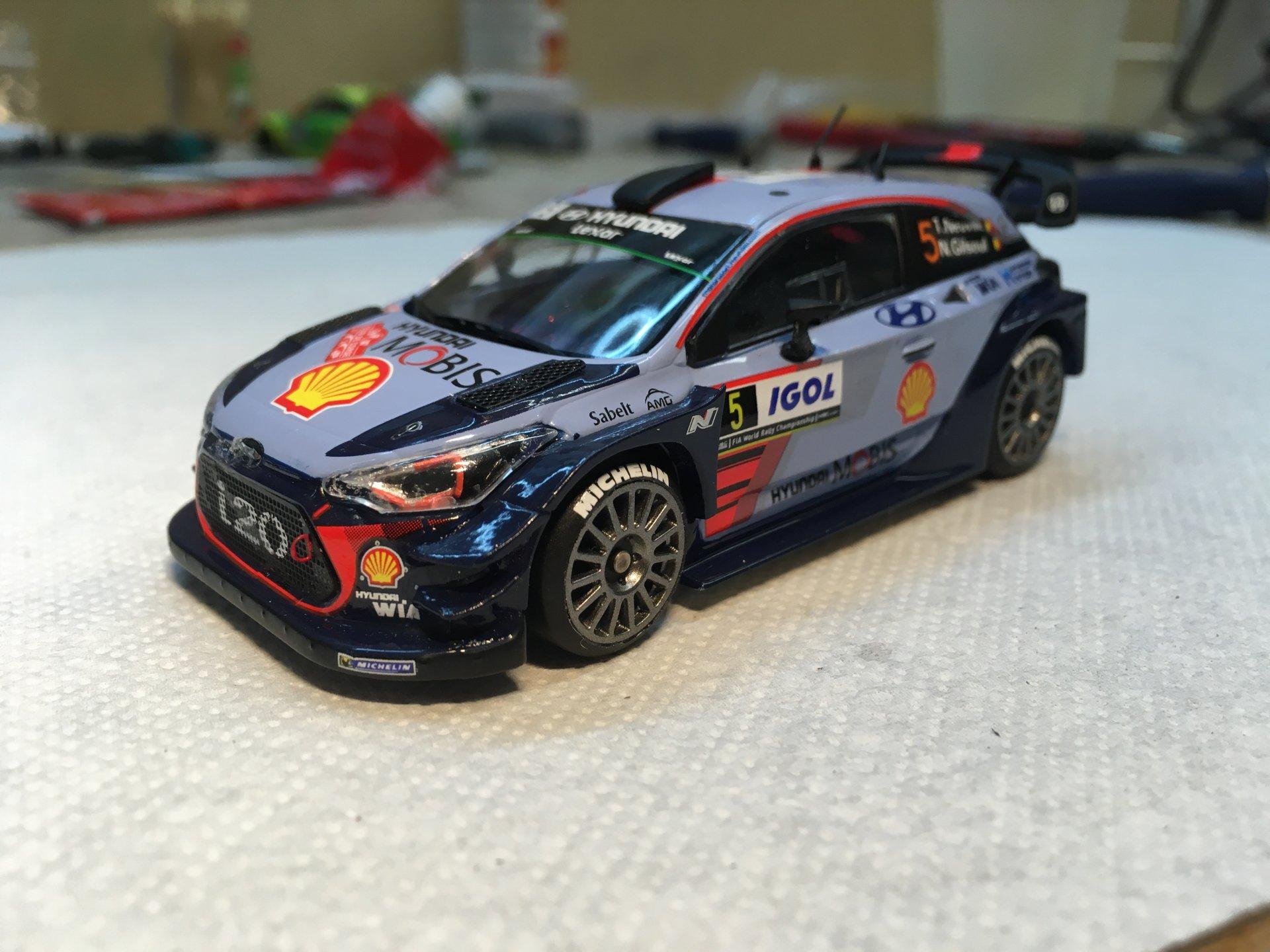 Hyundai i20 WRC 2017