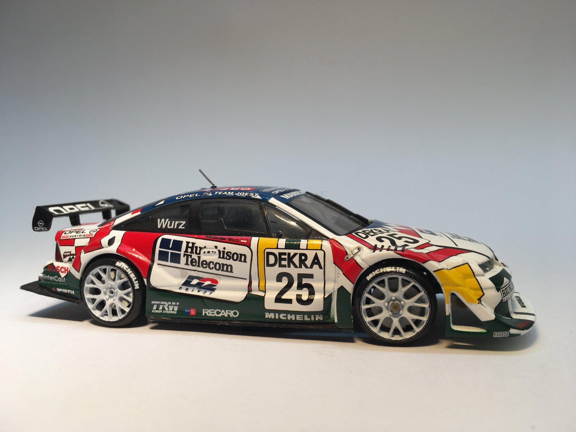 Opel Calibra V6 ITC 1996