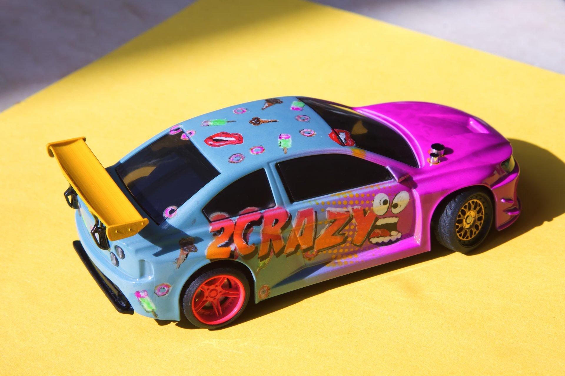 Drift Racer Sammlung, Nino Tölle