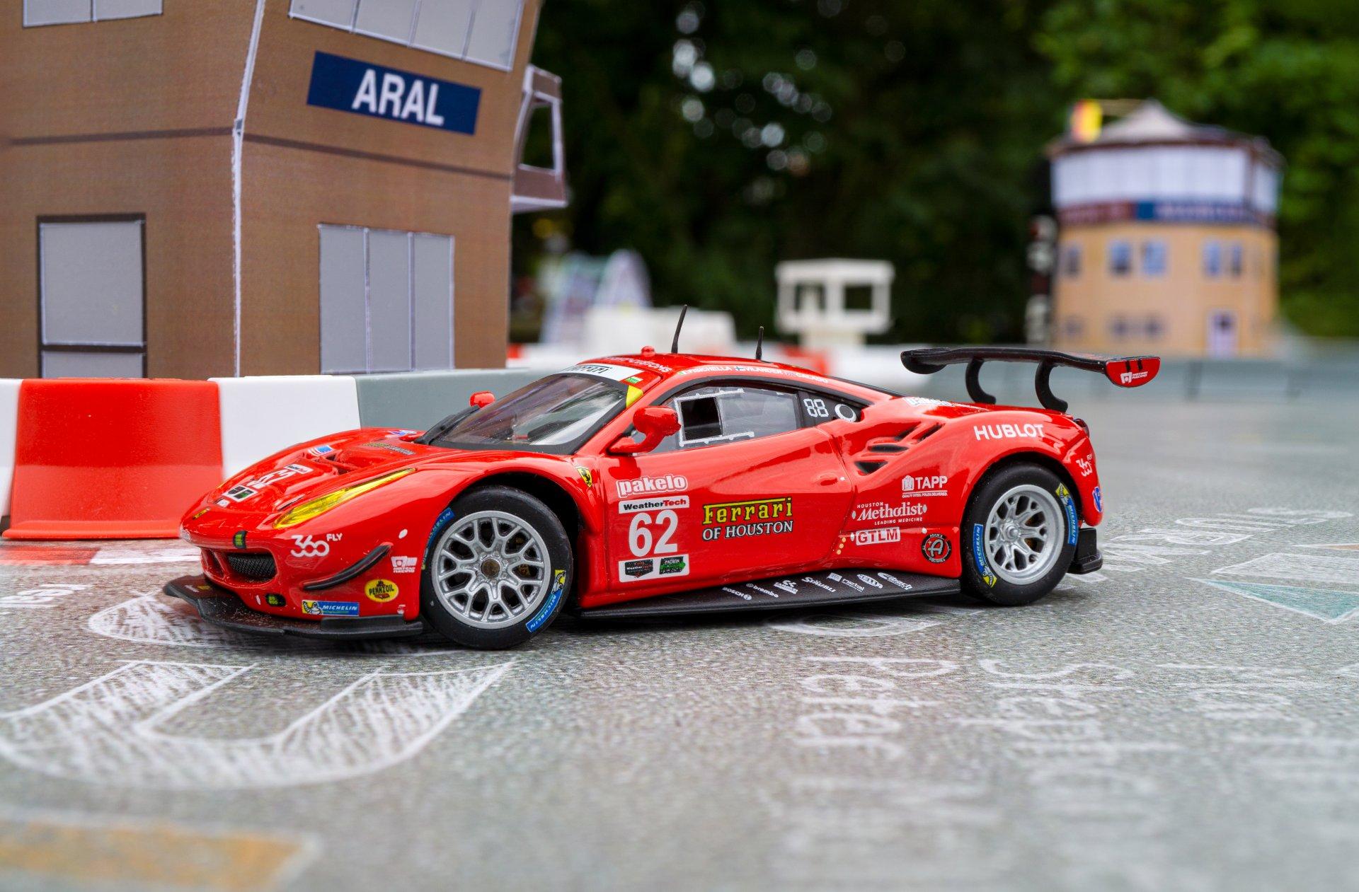 Ferarri 488 GTE