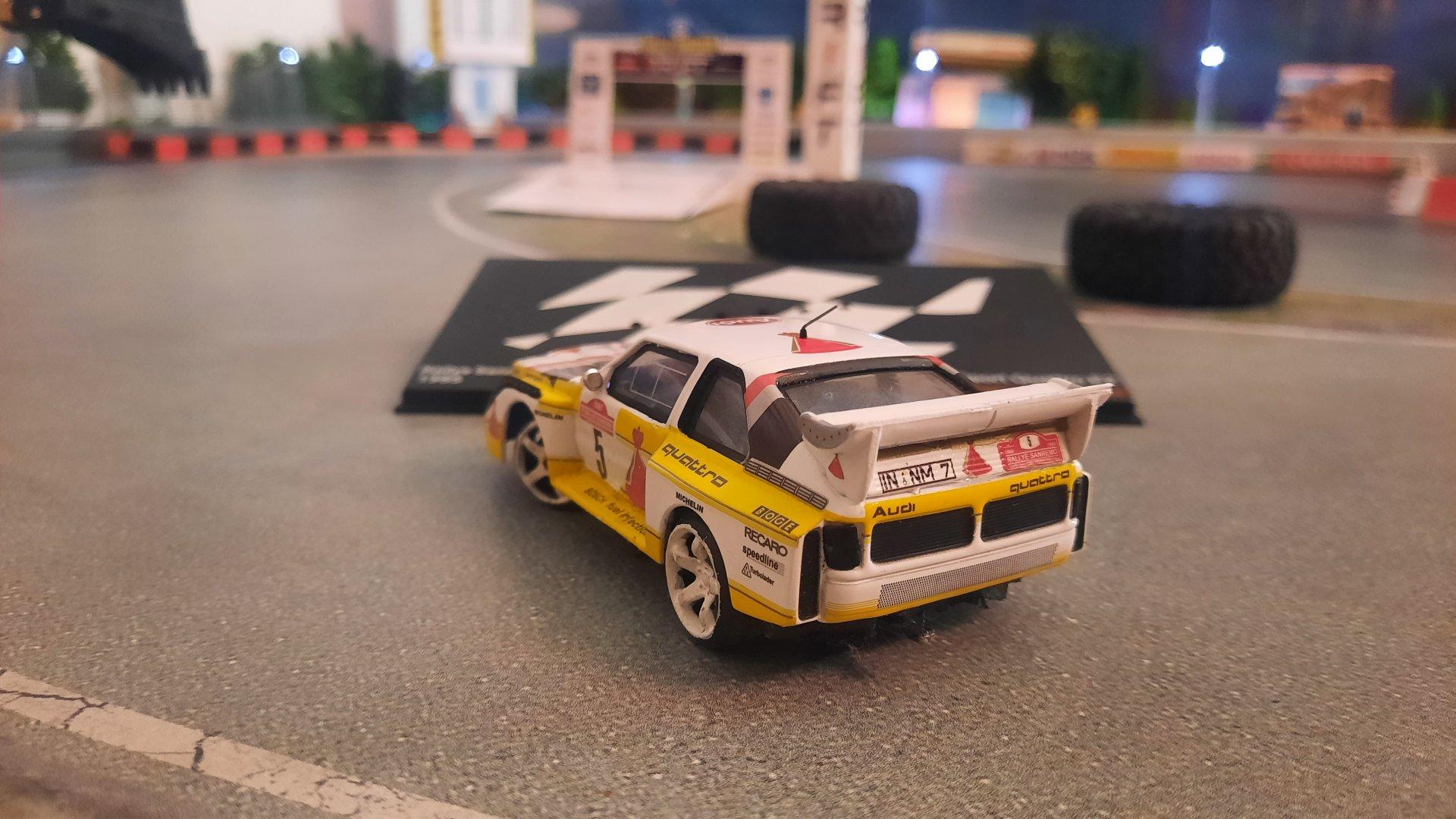 Meine Drift Racer Umbauten